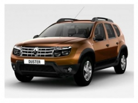Разбор Renault Duster