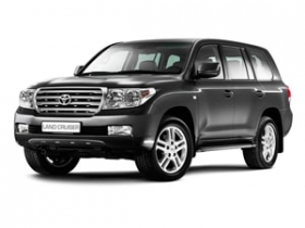 Разбор Toyota Land Cruiser 200