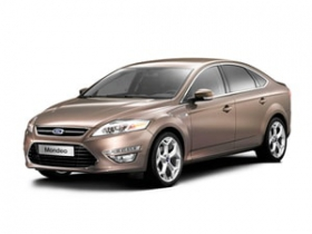 Разбор Ford Mondeo