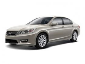 Разбор Honda Accord 9