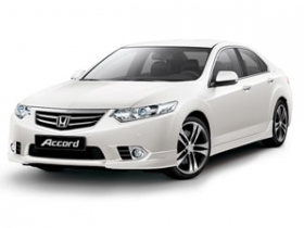 Разбор Honda Accord 8